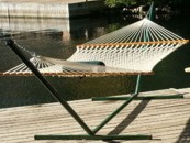 Metal Hammock Stands