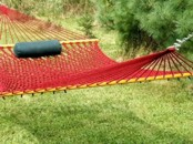 deluxe standard rope hammocks by Bougainville