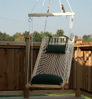 Bougainville Deluxe Hammock Chair