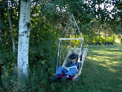 The most delightful Hammock Chair