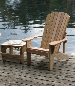 Muskoka Chair Set