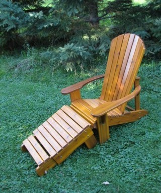 Kingcord Hampton Head Muskoka Adirondack Chairs