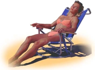 Suntracker Beach Chair