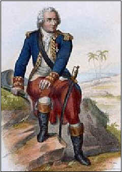 Count de Bougainville